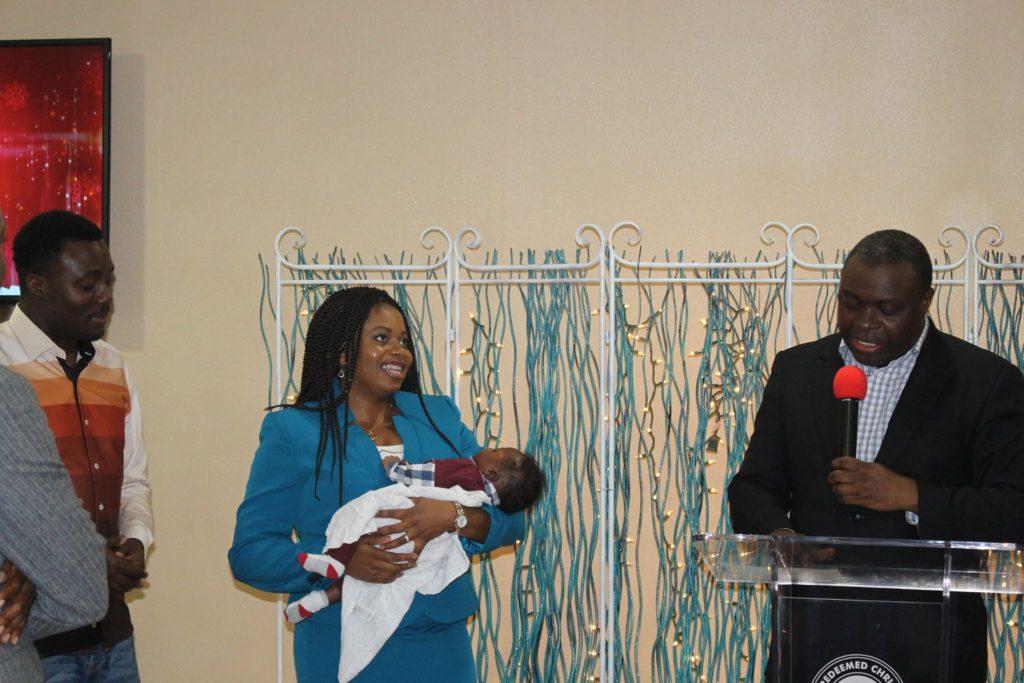 Inauguration Service